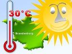 Hitze brandenburg