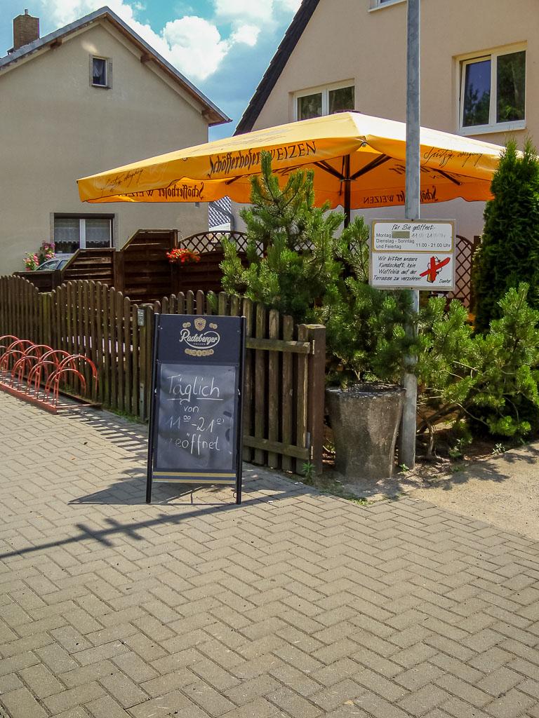 Gastronomie rund um den Helenesee